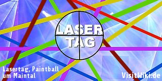 Lasertag, Paintball Maintal
