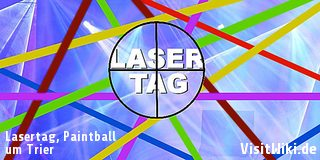 Lasertag, Paintball Trier